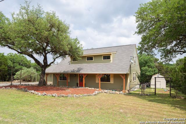 1609 Winding Creek Trail, Spring Branch, TX 78070 (MLS #1382766) :: Alexis Weigand Real Estate Group