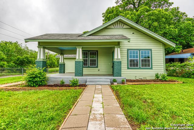 146 Yucca St, San Antonio, TX 78203 (MLS #1382849) :: BHGRE HomeCity
