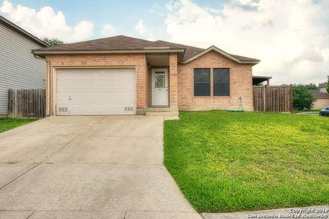 5402 Champions Hill Dr, San Antonio, TX 78233 (MLS #1382851) :: Alexis Weigand Real Estate Group
