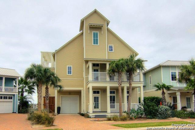 172 Bent Grass Dr, Port Aransas, TX 78373 (MLS #1382856) :: Exquisite Properties, LLC