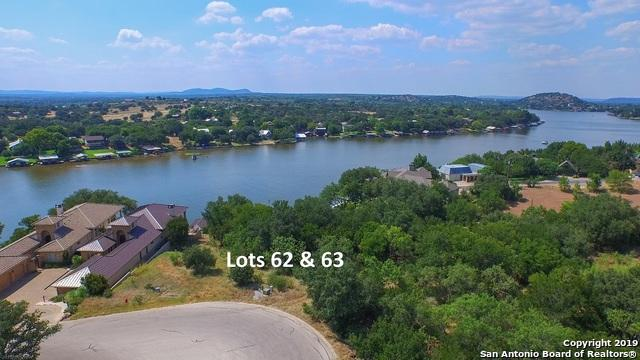 LOTS 62 & 63 Rock N Robyn Trail, Horseshoe Bay, TX 78657 (MLS #1382934) :: Reyes Signature Properties