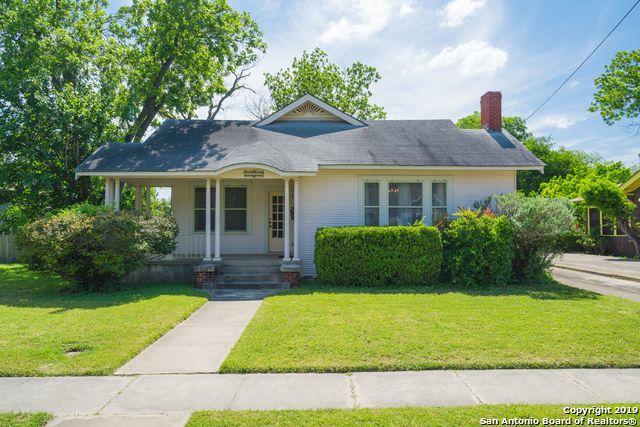523 Adams St, San Antonio, TX 78210 (MLS #1382954) :: Exquisite Properties, LLC