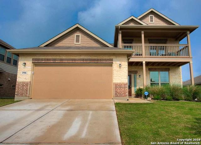 1906 Sunspur Rd, New Braunfels, TX 78130 (MLS #1383067) :: Tom White Group
