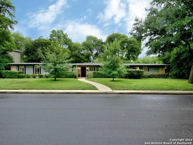 602 Alamo Heights Blvd, Alamo Heights, TX 78209 (MLS #1383098) :: Tom White Group