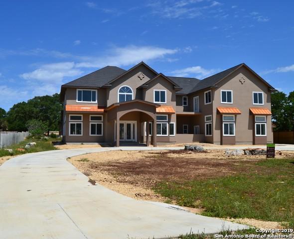 2235 Deer Run Ridge, New Braunfels, TX 78132 (MLS #1383521) :: Erin Caraway Group