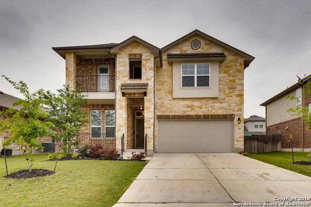 240 Albarella, Cibolo, TX 78108 (MLS #1383574) :: Berkshire Hathaway HomeServices Don Johnson, REALTORS®