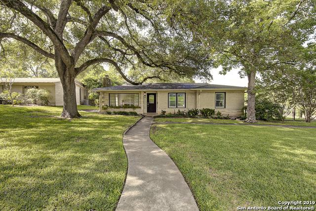 151 Arvin Dr, Terrell Hills, TX 78209 (MLS #1383584) :: Tom White Group