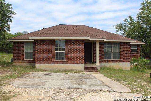 206 Lakepark Dr., Lakehills, TX 78063 (MLS #1383610) :: The Gradiz Group