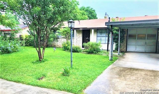 8002 Hobble St, San Antonio, TX 78227 (MLS #1383671) :: Carter Fine Homes - Keller Williams Heritage