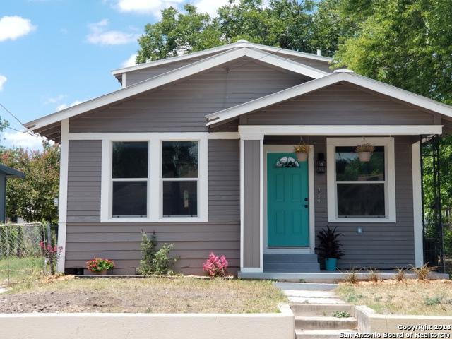 159 E Lambert St, San Antonio, TX 78204 (MLS #1383688) :: Berkshire Hathaway HomeServices Don Johnson, REALTORS®