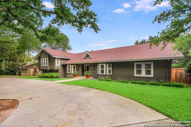 121 Laburnum Dr, San Antonio, TX 78209 (MLS #1383691) :: Alexis Weigand Real Estate Group