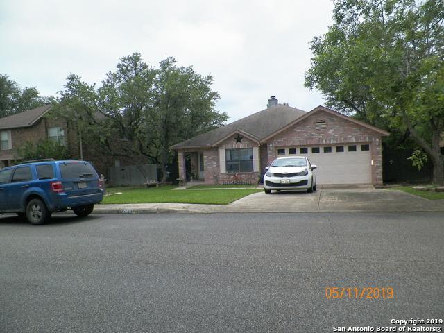 21607 Hyerwood, San Antonio, TX 78259 (MLS #1383721) :: Alexis Weigand Real Estate Group