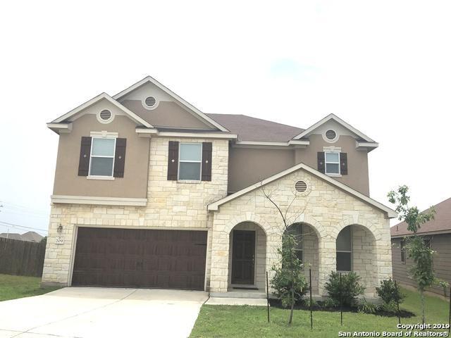 209 Landmark Run, Cibolo, TX 78108 (MLS #1383775) :: Alexis Weigand Real Estate Group