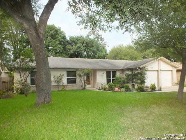 110 Broken Spur, Universal City, TX 78148 (MLS #1383900) :: Carter Fine Homes - Keller Williams Heritage