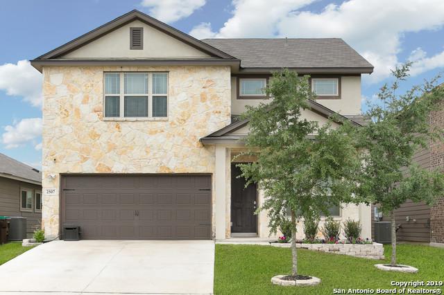 2507 Thunder Gulch, San Antonio, TX 78245 (MLS #1384038) :: Tom White Group