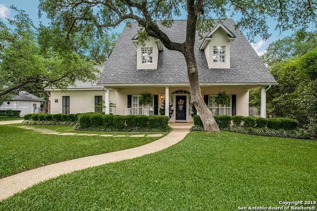 22 Park Deville, San Antonio, TX 78248 (MLS #1384099) :: Carter Fine Homes - Keller Williams Heritage