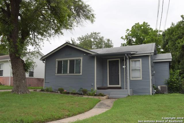 1507 Gorman, San Antonio, TX 78202 (MLS #1384141) :: Erin Caraway Group