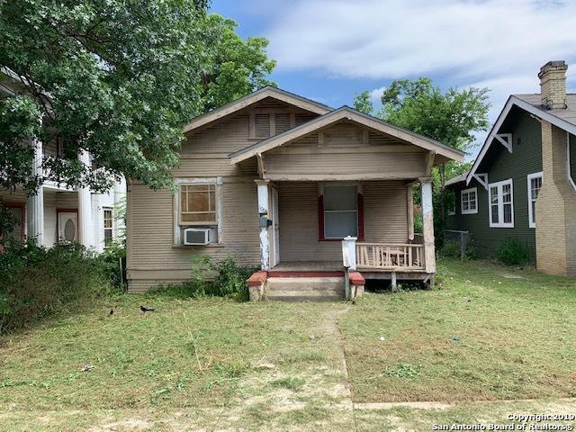 1005 W Summit Ave, San Antonio, TX 78201 (MLS #1384174) :: Erin Caraway Group