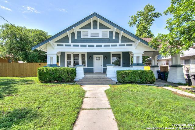 1110 Virginia Blvd, San Antonio, TX 78203 (MLS #1384183) :: Erin Caraway Group