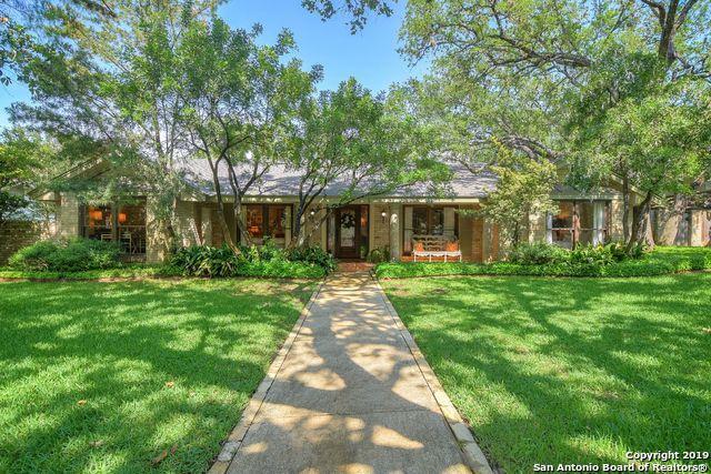 2634 Brookhurst Dr, San Antonio, TX 78209 (MLS #1384278) :: The Castillo Group