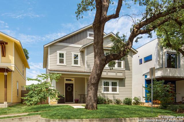 631 Leigh Street, San Antonio, TX 78210 (MLS #1384280) :: Neal & Neal Team