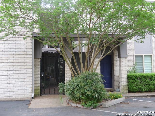 102 Vassar Ln #16, San Antonio, TX 78212 (MLS #1384316) :: Berkshire Hathaway HomeServices Don Johnson, REALTORS®