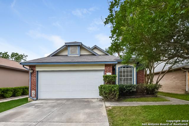 5619 Spring Moon St, San Antonio, TX 78247 (MLS #1384396) :: Berkshire Hathaway HomeServices Don Johnson, REALTORS®