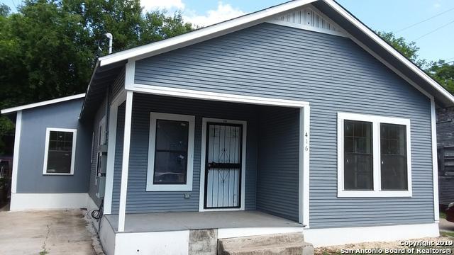 416 N Calaveras, San Antonio, TX 78207 (MLS #1384494) :: Alexis Weigand Real Estate Group