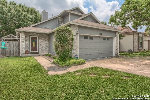 5830 Spring Green, San Antonio, TX 78247 (MLS #1384499) :: Alexis Weigand Real Estate Group