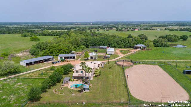 6901 Anders Bottom Rd, LaGrange, TX 78945 (MLS #1384585) :: Vivid Realty