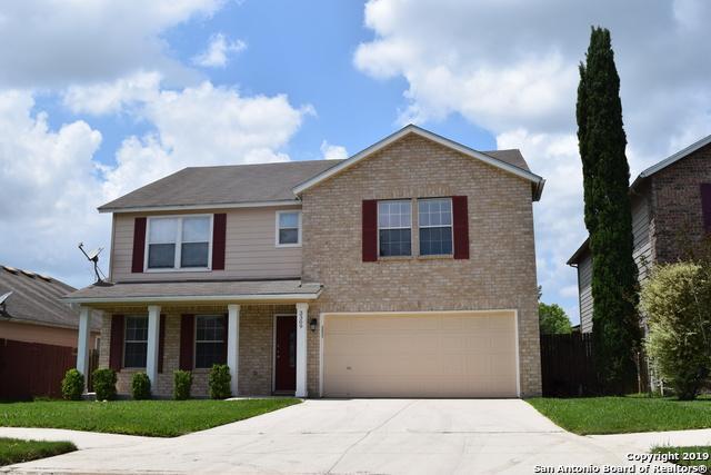 3309 Whisper Bluff, Schertz, TX 78154 (MLS #1384594) :: Reyes Signature Properties