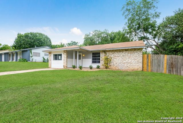 7613 Marigold Trace St, Live Oak, TX 78233 (MLS #1384596) :: Alexis Weigand Real Estate Group
