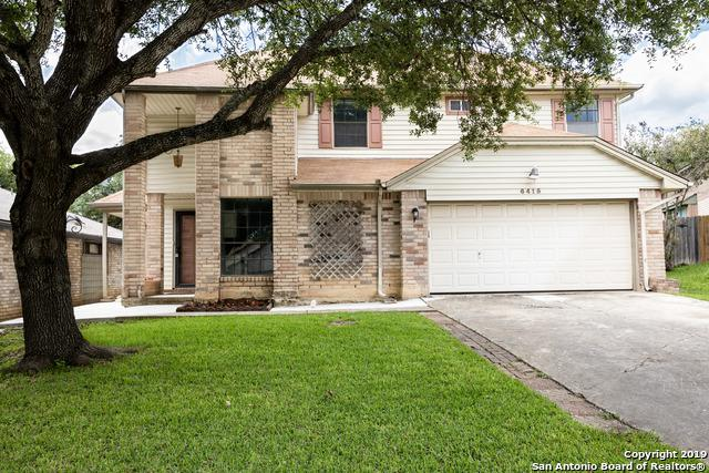 6415 Indian Run, San Antonio, TX 78233 (MLS #1384614) :: Alexis Weigand Real Estate Group