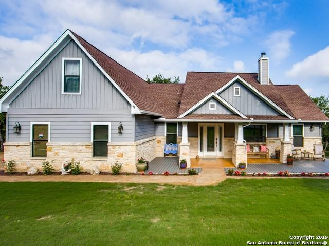 31125 Sierra Vista Dr, Bulverde, TX 78163 (MLS #1384624) :: Berkshire Hathaway HomeServices Don Johnson, REALTORS®