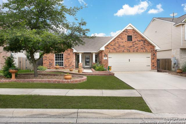 206 Carnousty Dr, Cibolo, TX 78108 (MLS #1384686) :: Reyes Signature Properties