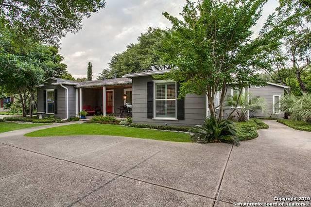 217 E Elmview Pl, Alamo Heights, TX 78209 (MLS #1384696) :: Carter Fine Homes - Keller Williams Heritage