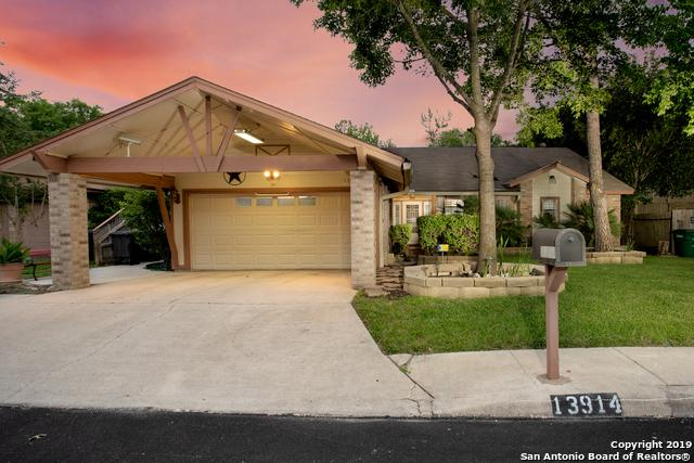 13914 Tree Crossing St, San Antonio, TX 78247 (MLS #1384702) :: Alexis Weigand Real Estate Group
