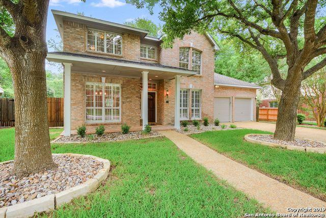 33 Grants Lake Dr, San Antonio, TX 78248 (MLS #1384724) :: NewHomePrograms.com LLC