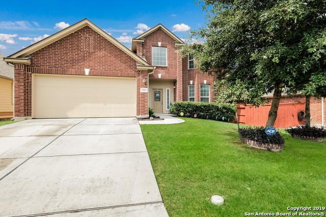 7223 Glen Ellen Bay, San Antonio, TX 78244 (MLS #1384736) :: Carter Fine Homes - Keller Williams Heritage