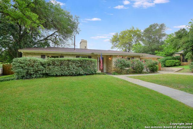 126 Bryker Dr, San Antonio, TX 78209 (MLS #1384746) :: Tom White Group