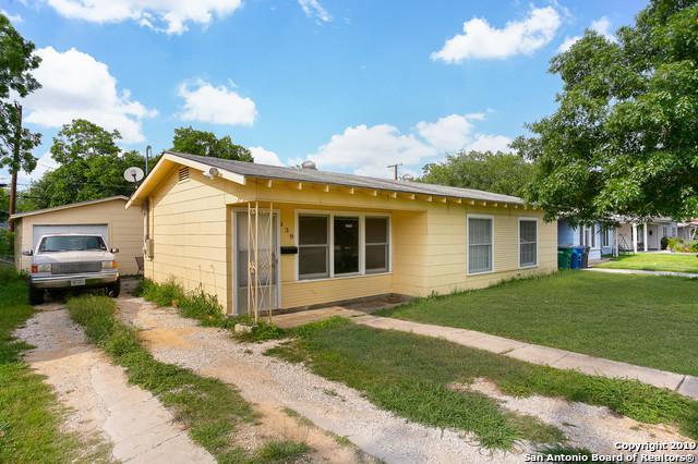 139 Gayle Ave, San Antonio, TX 78223 (MLS #1384800) :: Tom White Group