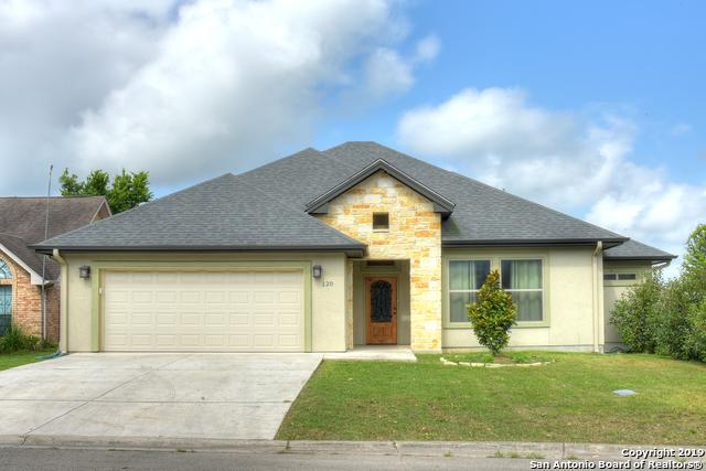 120 Greenway Dr, Seguin, TX 78155 (MLS #1384848) :: Alexis Weigand Real Estate Group
