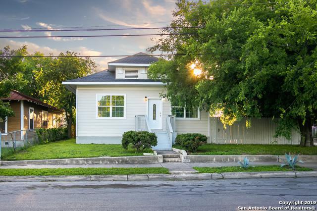 2219 N Flores St, San Antonio, TX 78212 (MLS #1384889) :: Berkshire Hathaway HomeServices Don Johnson, REALTORS®