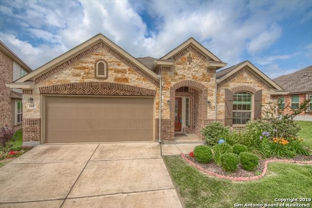 105 Fernwood Dr, Schertz, TX 78108 (MLS #1384946) :: Tom White Group