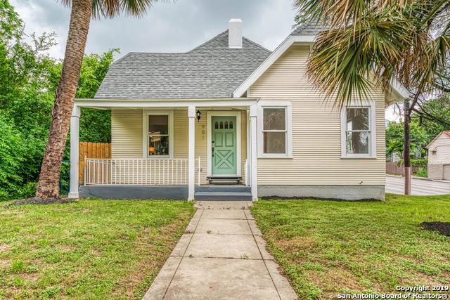 901 W Woodlawn Ave, San Antonio, TX 78201 (MLS #1384949) :: Erin Caraway Group