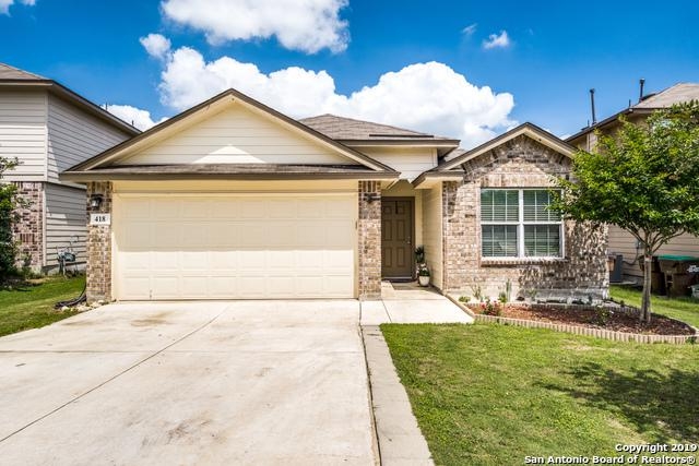 418 Eastern Phoebe, San Antonio, TX 78253 (MLS #1384950) :: Erin Caraway Group