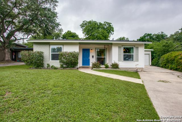 119 Sheila Dr, San Antonio, TX 78209 (MLS #1384959) :: Carter Fine Homes - Keller Williams Heritage