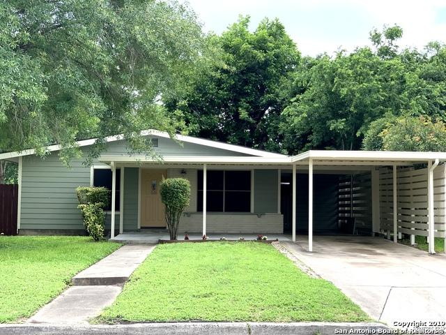426 Congress Ave, San Antonio, TX 78214 (MLS #1384961) :: Alexis Weigand Real Estate Group