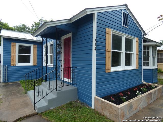 314 Ward Ave, San Antonio, TX 78223 (MLS #1384985) :: The Gradiz Group