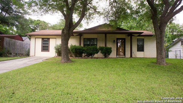 12514 Wilderness Trail, Live Oak, TX 78233 (MLS #1385033) :: Exquisite Properties, LLC
